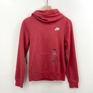 New Nike Funnel Hoodie Pullover Size XS